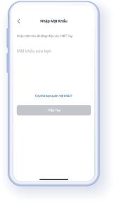 Bước 2: Nhập SĐT và mật khẩu, sau đó chọn 'Đăng nhập'